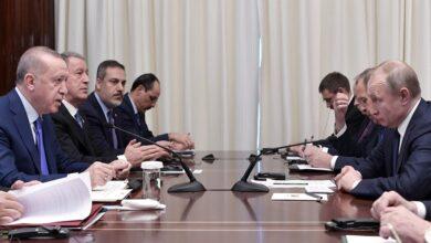 صورة مصادر تركية تتحدث عن تفاهمات جديدة بين موسكو وأنقرة بشأن الشمال السوري!
