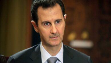 """صورة """"عبر صفقة دولية كبرى"""".. تقرير إسرائيلي يدعو لإزاحة بشار الأسد عن السلطة في سوريا"""