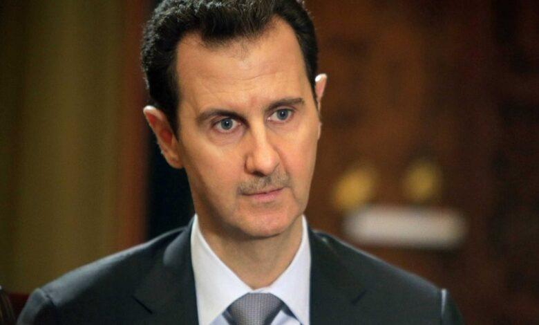 تقرير إسرائيلي بشار الأسد