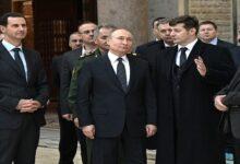 """صورة """"مجلس تشريعي واتحاد فيدرالي"""".. صحيفة تتحدث عن خطة """"بوتين"""" للحل النهائي في سوريا.. إليكم تفاصيلها"""
