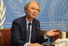 """صورة """"صياغة دستور جديد لسوريا"""".. بيدرسون يقترح منهجية من خمس نقاط وصحيفة تتحدث عن ثلاثة مسارات!"""