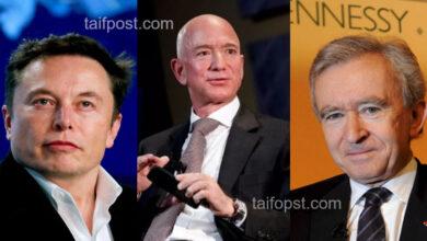 صورة قائمة أغنى 10 أشخاص في العالم.. إليكم أحدث تصنيف لعام 2021