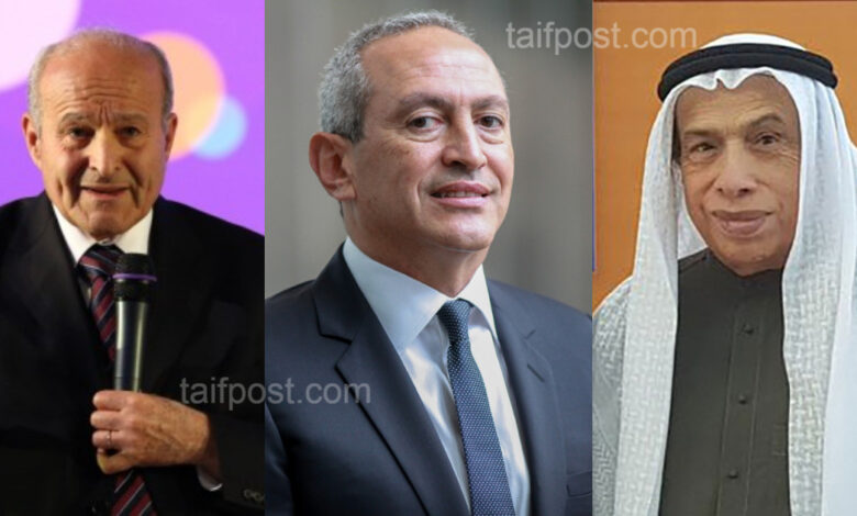قائمة أغنى 10 أشخاص في الوطن العربي