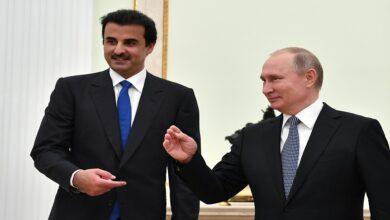 """صورة """"تطور لافت"""".. قطر تتحدث عن تقارب مع روسيا بشأن الملف السوري والحل في سوريا"""