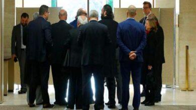 صورة صحيفة تتحدث عن لقاءات بين روسيا وشخصيات من المعارضة السورية لإقناعهم بالترشح لانتخابات الرئاسة!