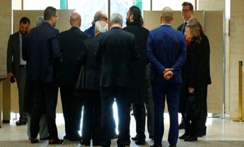 لقاءات بين روسيا وشخصيات من المعارضة