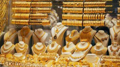 صورة مبيع غرام الذهب في سوريا يصل إلى أدنى سعر له خلال عام 2021