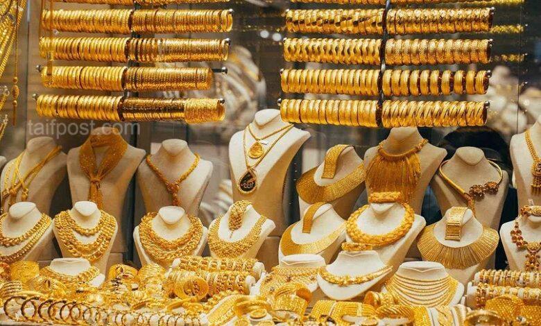 مبيع غرام الذهب في سوريا