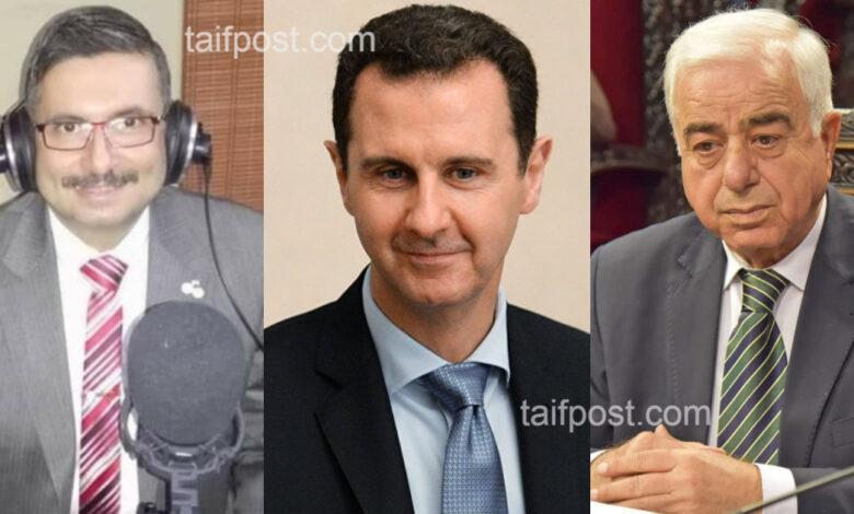 مرشحان يتقدمان لمنافسة بشار الأسد