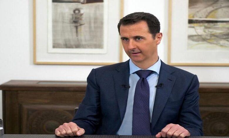 مشاركة أخيرة لبشار الأسد الانتخابات