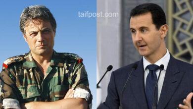 """صورة أول تصريح رسمي من فريق """"مناف طلاس"""" حول تشكيل المجلس العسكري ومستقبل سوريا والأسد!"""