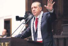 """صورة تصريحات عاجلة من الرئيس """"أردوغان"""" بشأن الأوضاع في فلسطين وقطاع """"غزة"""""""