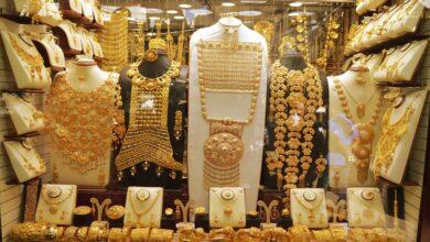 صورة انخفاض ملحوظ تسجله أسعار الذهب في الأسواق السورية مع بداية شهر أيار!