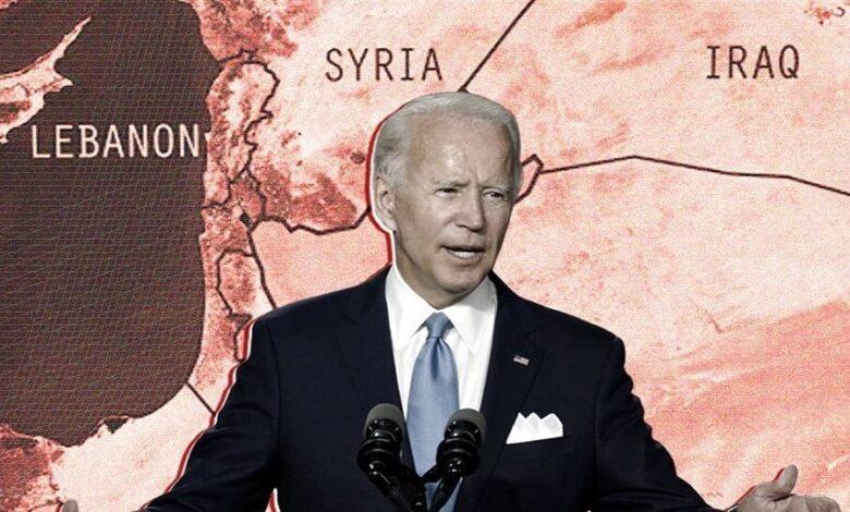 أولويات إدارة بايدن سوريا
