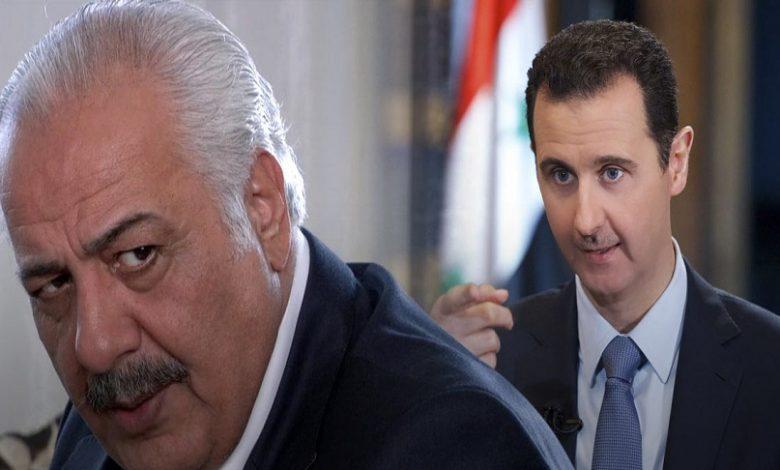 أيمن زيدان بشار الأسد