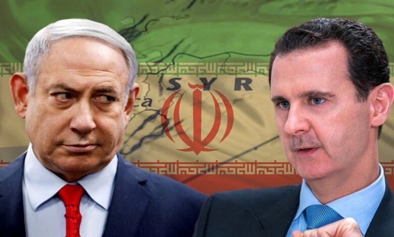 إيران في سوريا