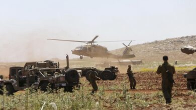 """صورة """"تحركات إسرائيلية هي الأكبر"""".. اجتماع أمني رباعي سيعقد في دمشق وتأهب كبير لـ""""حزب الله"""""""