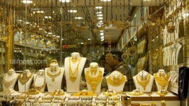 صورة ارتفاع تسجله أسعار الذهب في الأسواق السورية متأثرة بسعر الذهب العالمي!