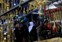صورة ارتفاع قياسي تسجله أسعار الذهب في سوريا وتفاوت بين السعر الرسمي والسوق السوداء!
