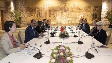 صورة تفاهمات جديدة بين الرئاسة التركية والإدارة الأمريكية بشأن سوريا وترتيبات للقاء بين أردوغان وبايدن!