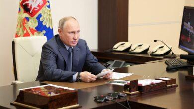 """صورة الرئاسة الروسية تتحدث عن خطط """"بوتين"""" القادمة في سوريا بعد فوز بشار الأسد بالانتخابات الرئاسية!"""