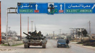 صورة تقرير للاستخبارات الأمريكية يتحدث عن السيناريو القادم في إدلب وشرق الفرات!