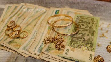 صورة انخفاض ملحوظ تشهده الليرة السورية مقابل الدولار والعملات الأجنبية وارتفاع بأسعار الذهب محلياً وعالمياً