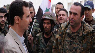 صورة بشار الأسد يصدر أمر إداري بإنهاء الاحتفاظ في جيشه تزامناً مع إصدار قائمة المرشحين النهائية للانتخابات!