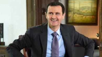 صورة صحيفة لندنية: بشار الأسد منفصل عن الواقع ويعيش في عالم آخر لا علاقة له بسوريا