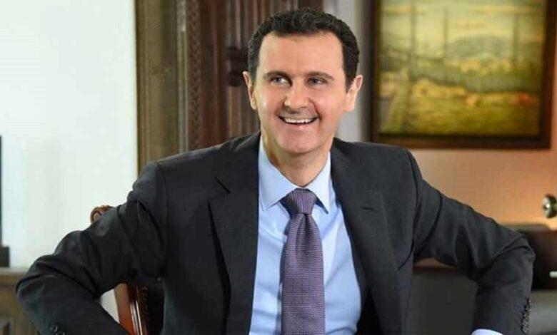 بشار الأسد لا علاقة له بسوريا