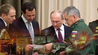 """صورة """"طموحات بوتين"""".. خطة روسية جديدة للسيطرة على مناطق استراتيجية في سوريا"""