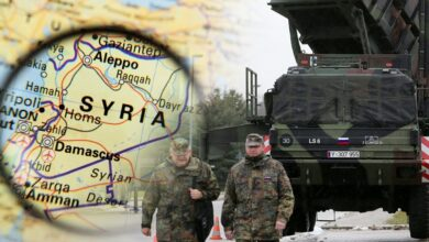 """صورة """"الطريق إلى القوة يمر عبر سوريا"""".. صحيفة أمريكية تتحدث عن تحولات كبرى في المنطقة!"""