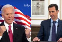"""صورة """"رسائل واضحة وحادة"""".. أول تصريح رسمي يصدر عن """"جو بايدن"""" بشأن بشار الأسد والملف السوري!"""