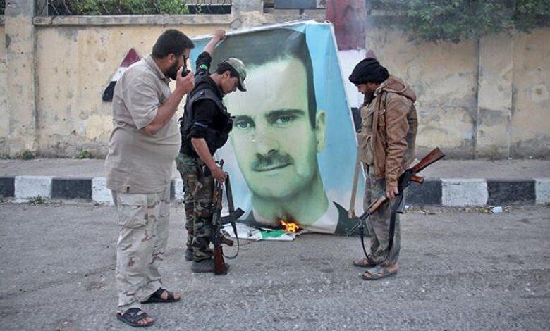 تقديم بشار الأسد للمحاكمة