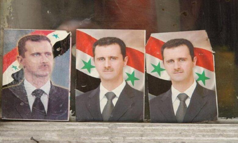 ثلاثة مرشحين انتخابات الرئاسة سوريا