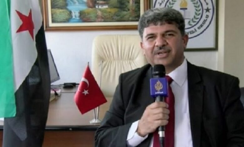 جمال أبو الورد بشرى للسوريين