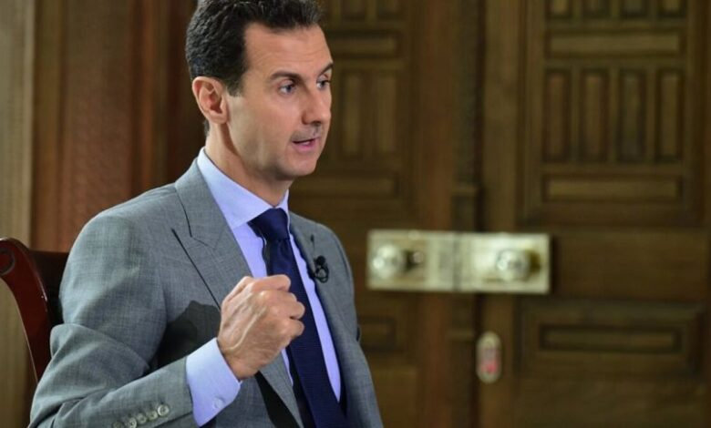 زيارة الوفد السعودي إلى دمشق