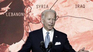 """صورة مصدر أمريكي يتحدث عن قرارات هامة سيتخذها """"بايدن"""" بشأن سوريا"""