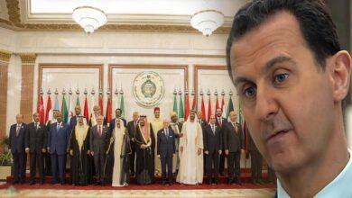 صورة قطر ترفض إعادة العلاقات مع نظام الأسد والجامعة العربية تعلن عن اجتماع لوزراء الخارجية بطلب من الدوحة!