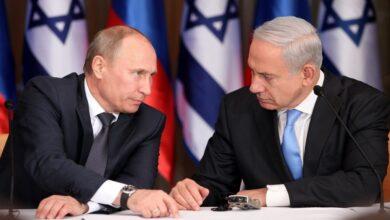 صورة مباحثات بين بوتين ونتنياهو بشأن الملف السوري وحديث عن ضوء أخضر روسي لإسرائيل في سوريا