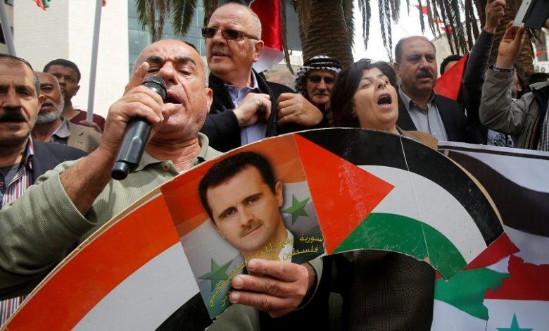 مسؤول تابع لنظام الأسد