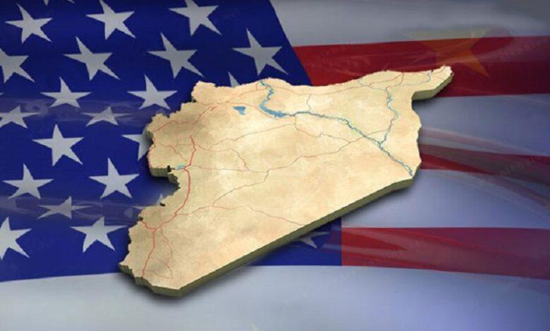 مساعي أمريكية في سوريامساعي أمريكية في سوريا