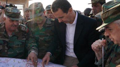 صورة صحيفة لندنية تتحدث عن ملامح مرحلة جديدة في إدلب والشمال السوري بعد فوز الأسد بمسرحية الانتخابات!
