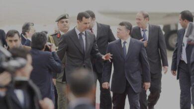 صورة سفير نظام الأسد في الأردن يكـ.ـشف عن تطـ.ـور كـ.ـبير في العلاقات بين دمشق وعمان!