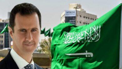 صورة وزير سوري يصل الرياض لأول مرة منذ عام 2011.. هل عادت العلاقات بين السعودية ونظام الأسد؟