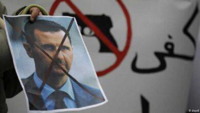 """صورة مؤسس """"حزب الله"""" اللبناني يتحدث عن زوال قريب لنظام الأسد وفرصة كبيرة للحل في سوريا"""