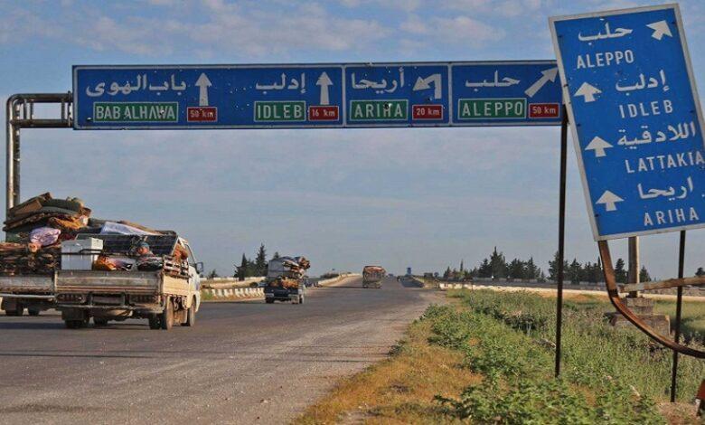 اتفاق بين روسيا وتركيا بشأن إدلب