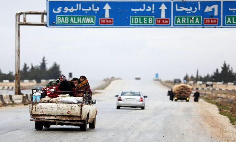 الائتلاف نظام الأسد إدلب