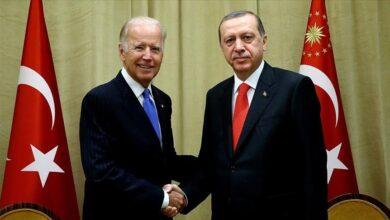 صورة لتنفيذ الاتفاق بين أردوغان وبايدن بشأن سوريا.. مصادر تتحدث عن زيارة وفد أمريكي رفيع المستوى إلى تركيا