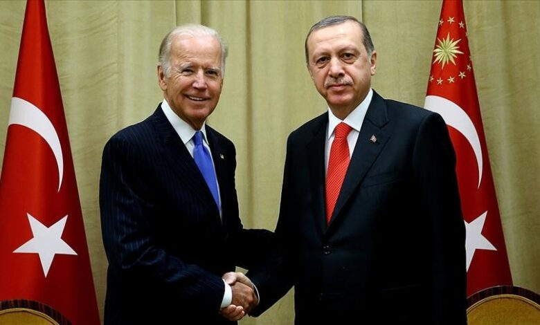 الاتفاق بين أردوغان وبايدن بشأن سوريا